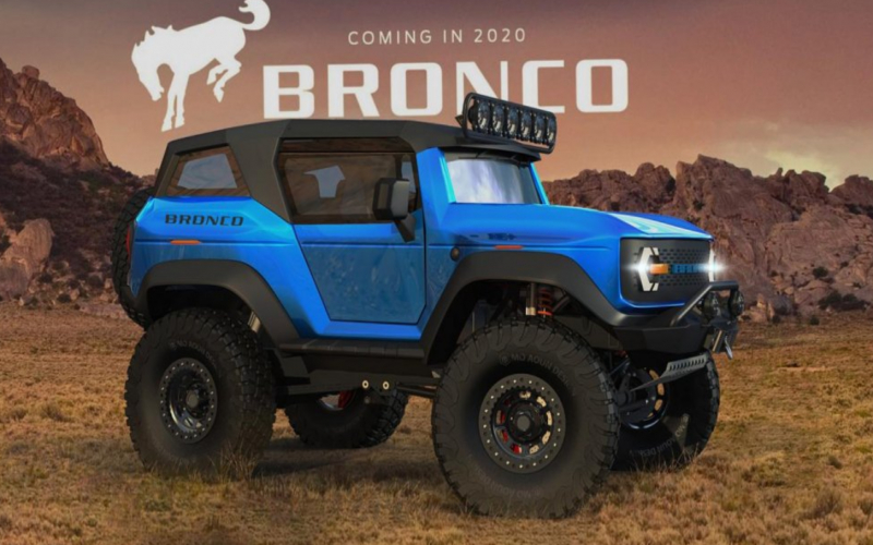 2020 Ford Svt Bronco Raptor | Bronco, New Suv, Ford Bronco