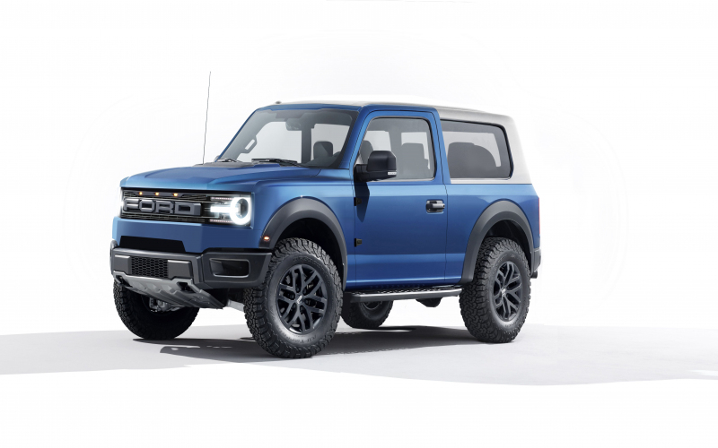 2021 Ford Bronco Confirmed: What We Know So Far