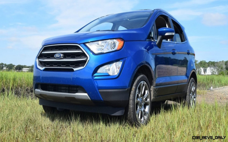 2021 Ford Ecosport Titanium Electric Feature, Changes   Ford