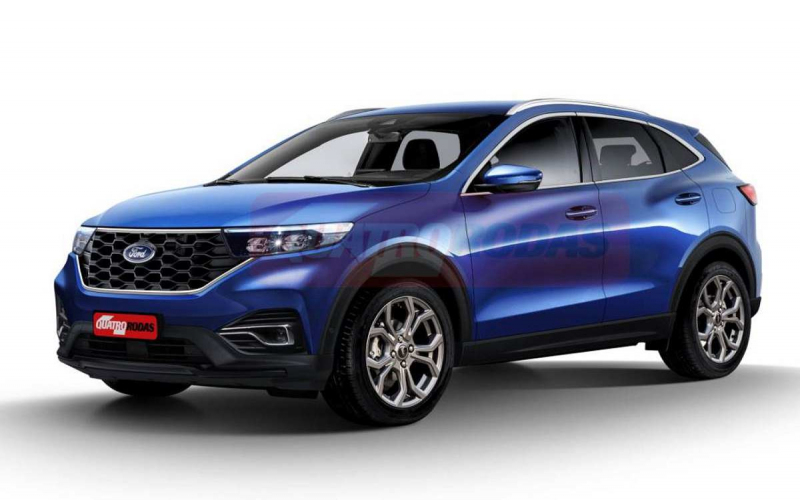 2021 Ford Ecosport – Top 5 Changes