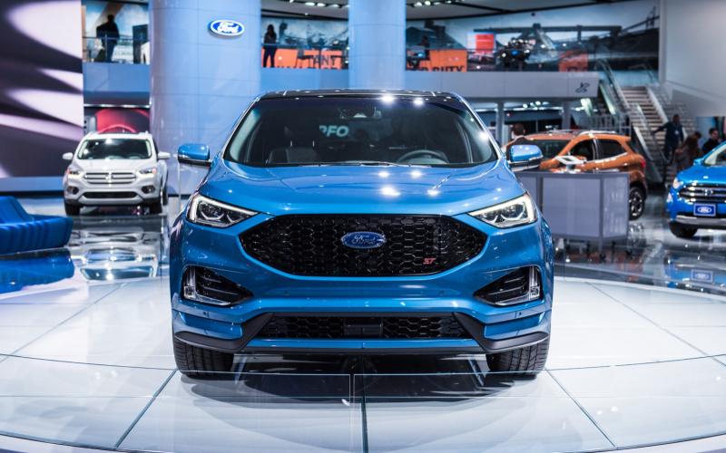 2021 Ford Edge Rebates Specification Change, Interior Update
