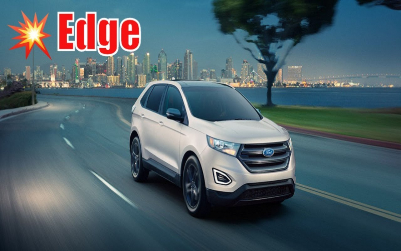 2021 Ford Edge Titanium   2021 Ford Edge Release Date   2021 Ford Edge  Redesign   Buy New Cars