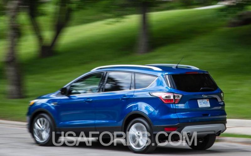 2021 Ford Escape St Line 0-100 | Usa Fords Car
