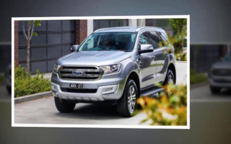2021 Ford Everest Test Drive | 2021 Ford Everest Facelift