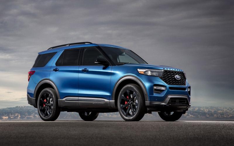 2021 ford explorer xlt 4×4 concept release date colors