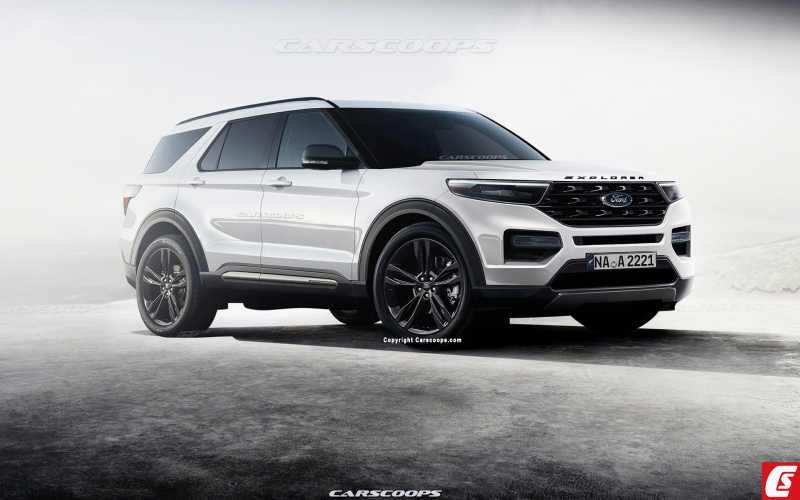 2021 Ford Explorer Nz | Release Date, Redesign, Changes, & Rumor