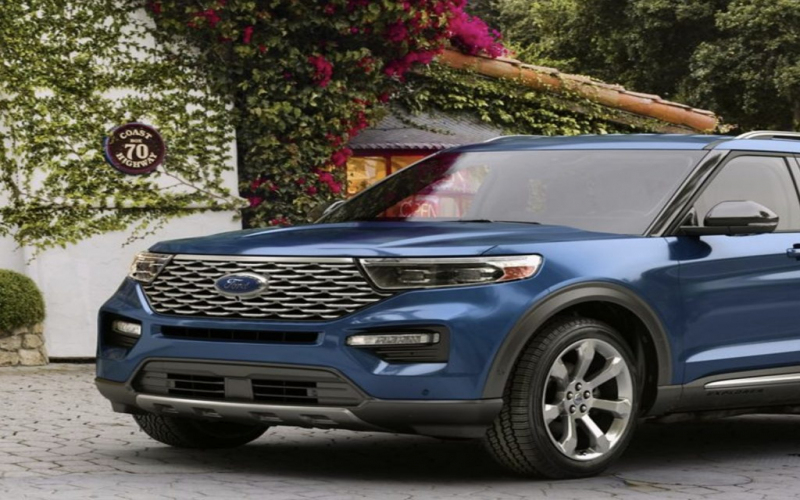 2021 Ford Explorer - Release Date, Interior, Exterior