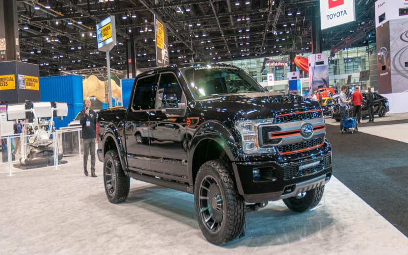 2021 Ford F-150 Diesel Automatic Engine, Exterior Concept