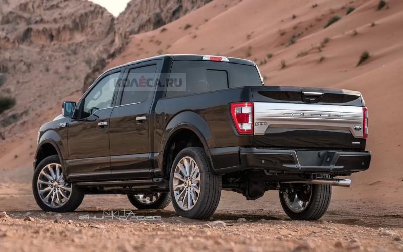2021 ford f150 70 v8 engine changes redesign release