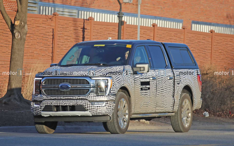 2021 Ford F-150 Production Starts September 28: Report