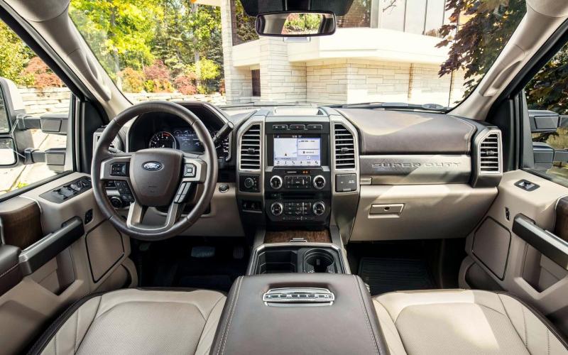2021 Ford F-450 Super Duty Interior – 2020 Ford Car