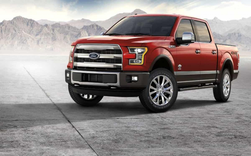 2021 Ford F150 Proto Reveals A Number Of Changes And New