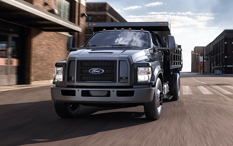 2022-Ford-F-650-7.3-Liter-Godzilla-V8 - The Fast Lane Truck