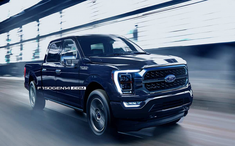 All Engine Details Leaked For 2021 Ford F-150, Including