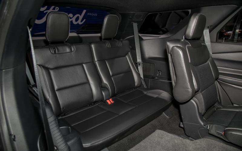 Auto Show Face-Off: 2020 Ford Explorer Vs. 2020 Toyota