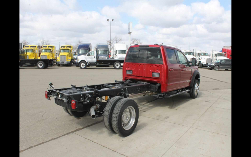 Buy 2020 Ford F550 Lariat - For Sale In Fargo, Nd   Wallwork