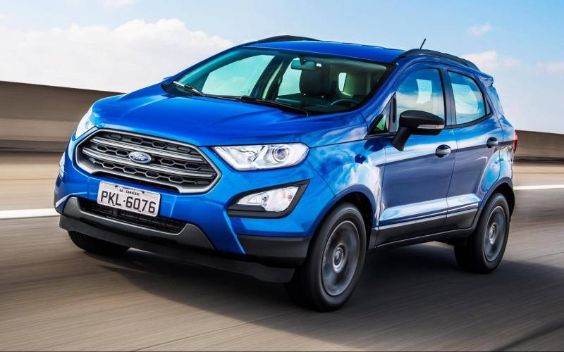 Com Vendas Baixas, Ford Ecosport 2020 Fica Quase R$ 11.000