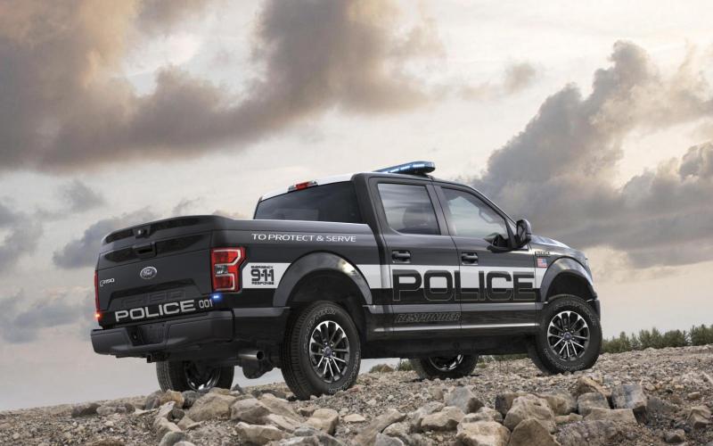 De Ford F-150 Police Responder Is Hier, Pas Maar Op