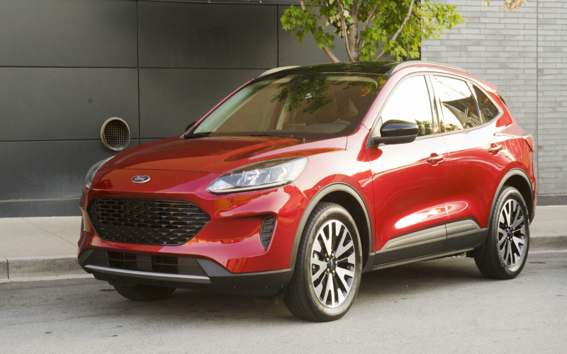 First Drive: 2020 Ford Escape Hybrid – Wheels.ca