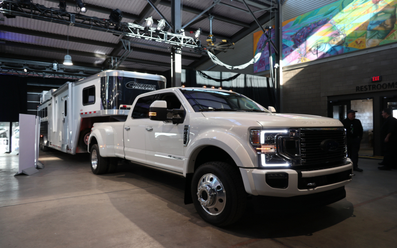 First Look: 2020 Ford Super Duty | Driving