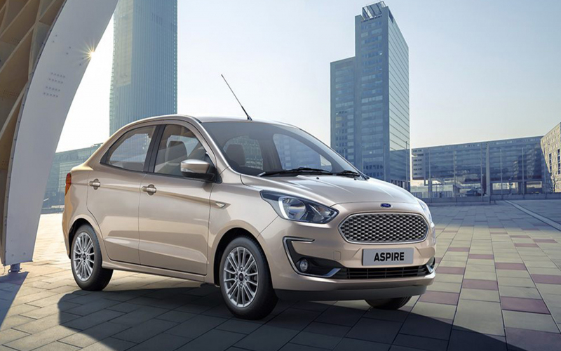 Ford Aspire 2020 - Price, Mileage, Reviews, Specification