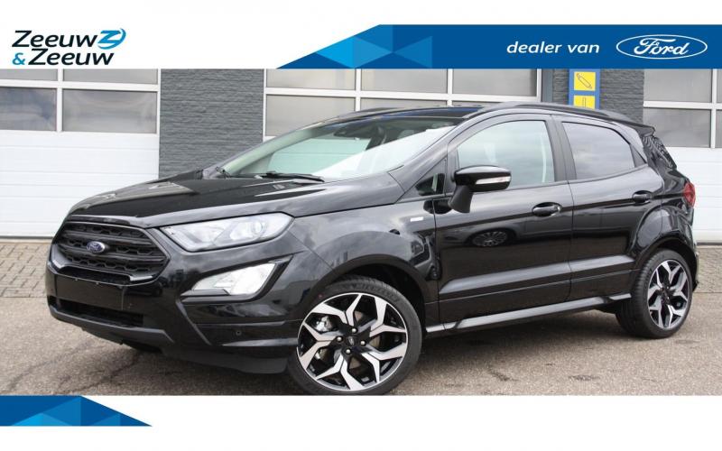 Ford Ecosport 2020 In Krimpen Aan Den Ijssel