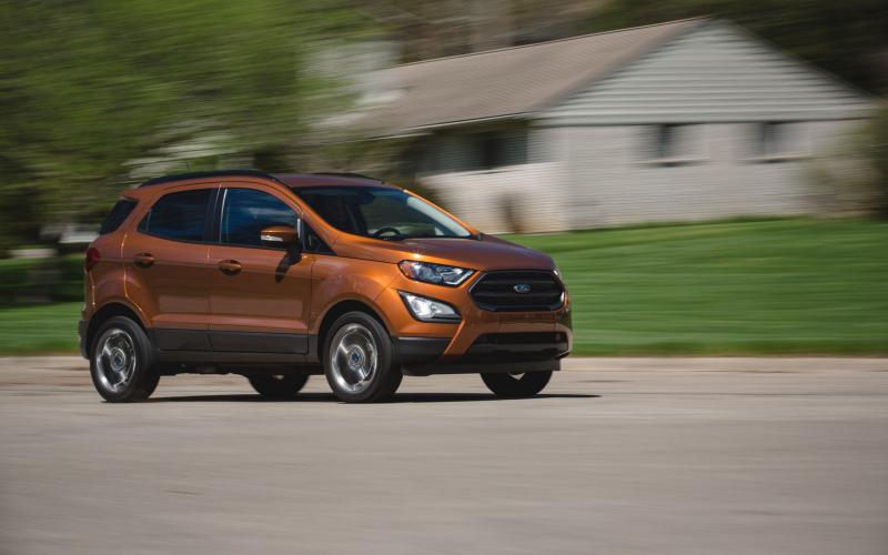 Ford Ecosport 2021 Black Configurations, Specs, Redesign