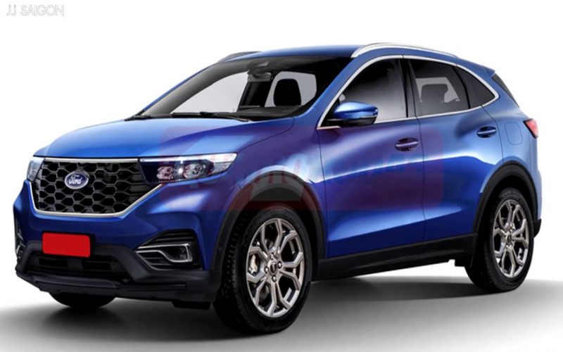 Ford Ecosport 2021 - Ford Ecosport Thế Hệ Mới Sắp Ra Mắt