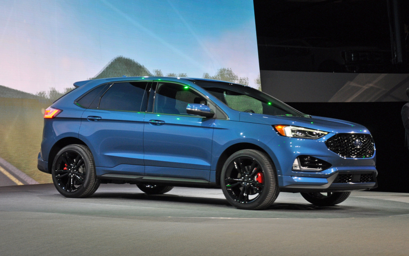 Ford Edge 2020 - View Specs, Prices, Photos & More   Driving