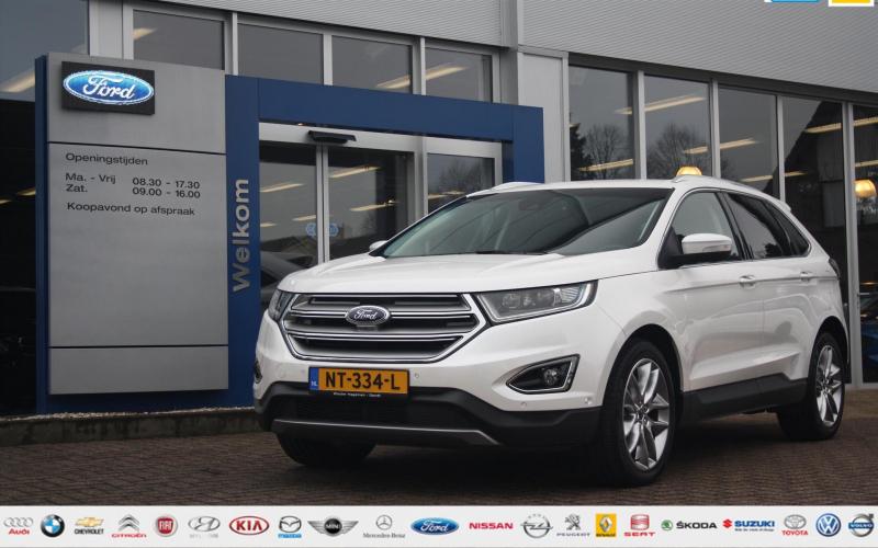 Ford Edge Occasion €39.995,- Uit Voorraad - Wouter Hageman