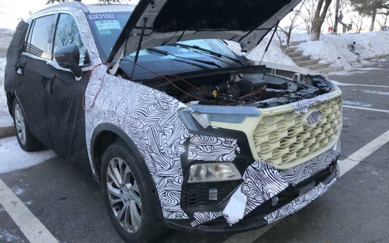 Ford Everest 2021, Variante Suv De La Próxima Ranger, Sería