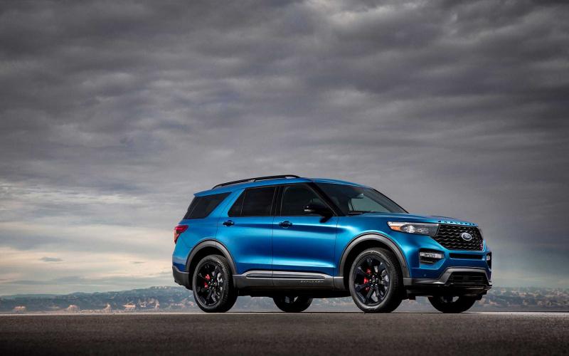 Ford Explorer - Autoweek.nl