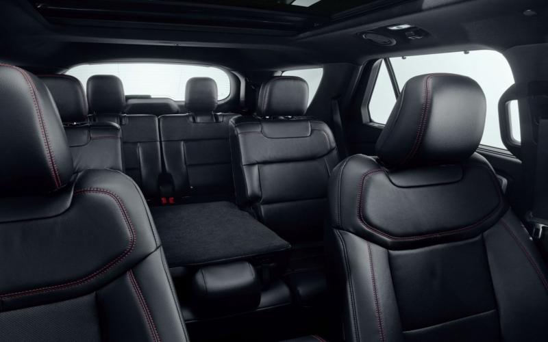 Ford Explorer Komt Nederland Verpletteren - Autowereld