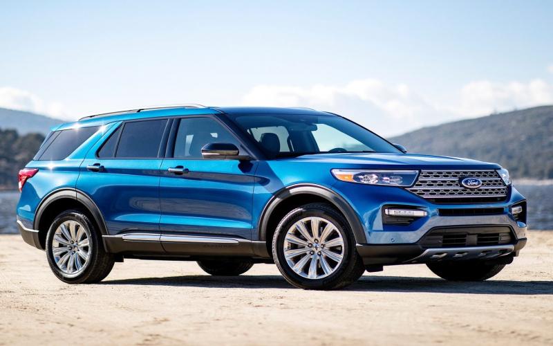 Ford Explorer Plug-In Hybrid Afmetingen, Gewicht En Andere