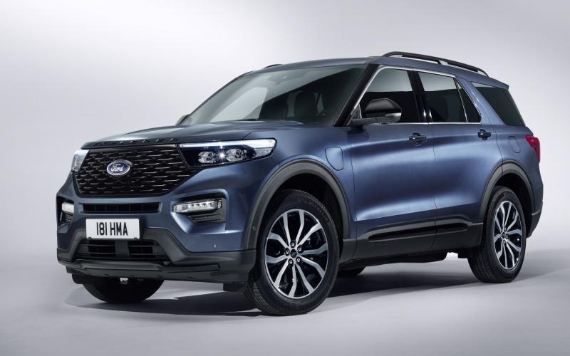 Ford Explorer Plug-In Hybrid Released For Europe