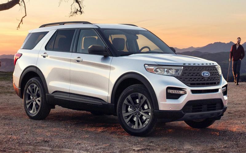 Ford Explorer Xlt Sport Appearance Package Returns For 2021