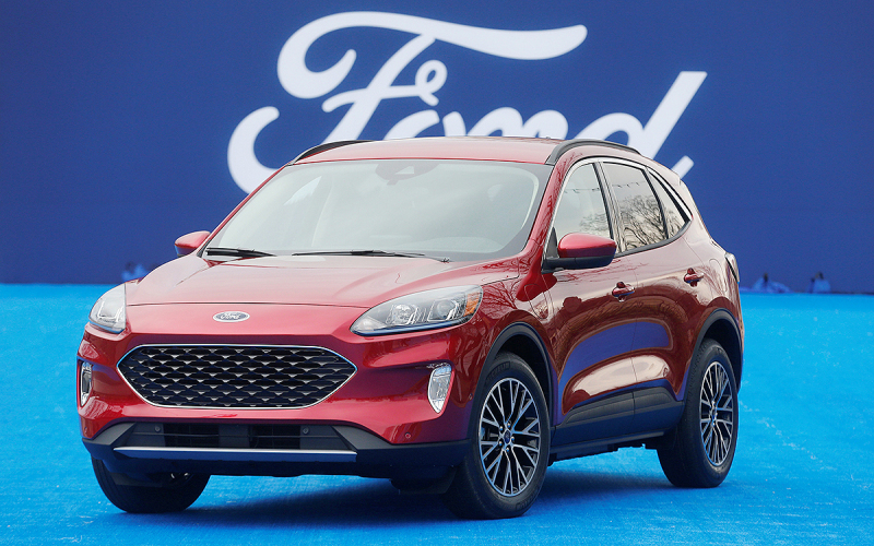 Ford Packs 2020 Escape With 3-Cylinder Engine, Hybrid