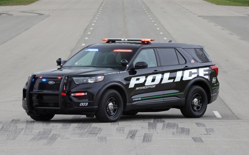 Ford Police Interceptor Utility Hybrid Awd Saves Gas - Specs