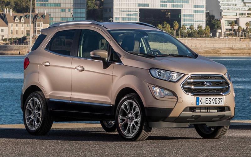Ford Slashes 2020 Ecosport S Price To Under $20K