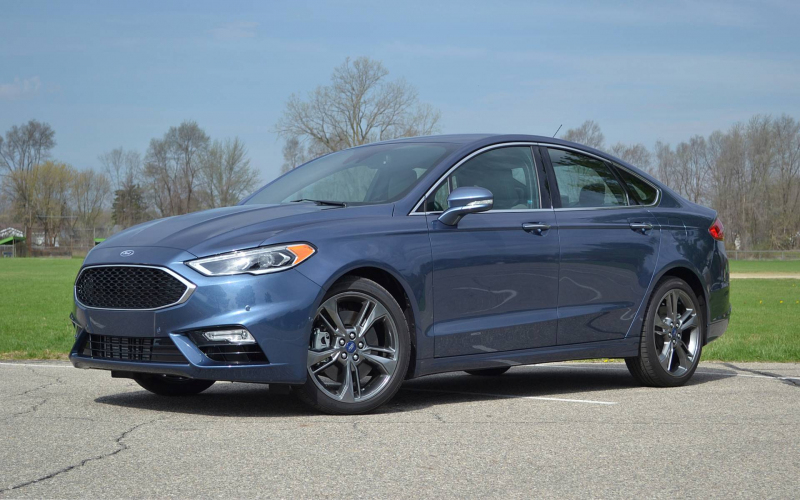 Ford Will Kill The Fusion Sport For The 2020 Model Year