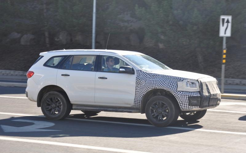 Gesnapt: De Terugkeer Van De Ford Bronco - Autowereld