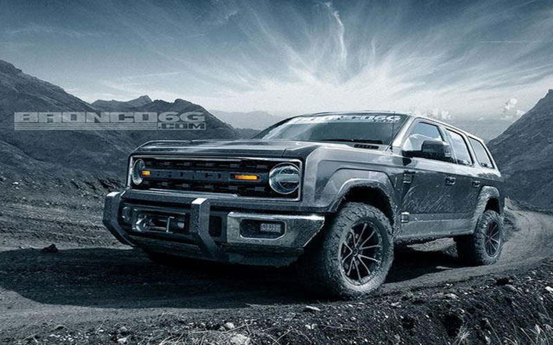 Hennessey Has Extreme Off-Road Plans For 2020 Ford Bronco