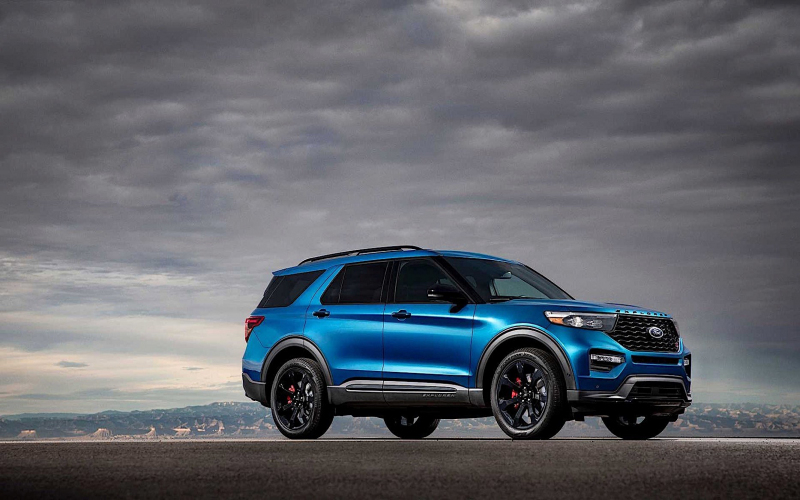 Limited Demand Is Why The 2020 Ford Explorer St Doesn't Have