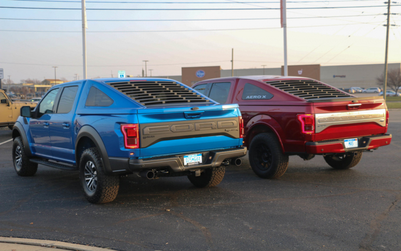Michigan Firm Develops Ford F-150 Bed Caps That Add A