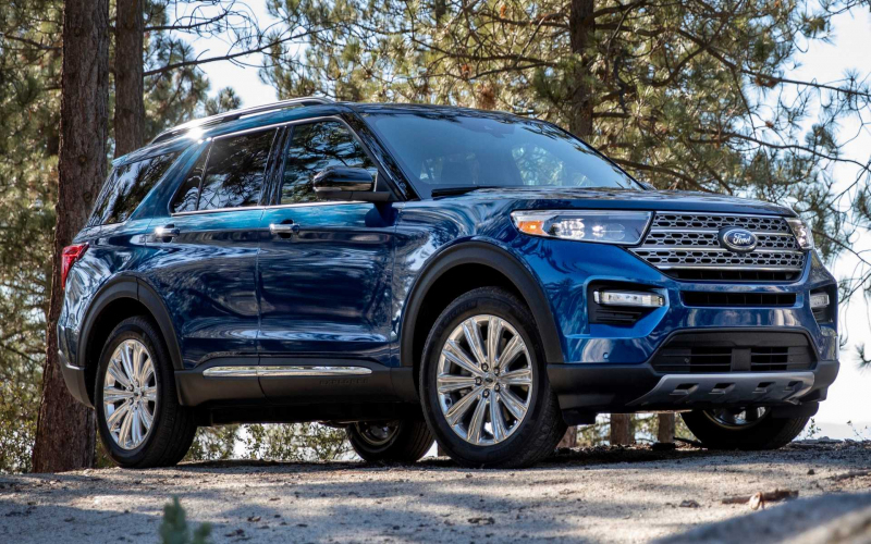 Most Expensive 2020 Ford Explorer Costs $64,610