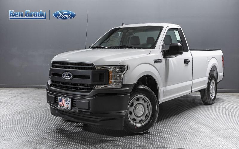 New 2020 Ford F-150 Xl Rwd Regular Cab Pickup