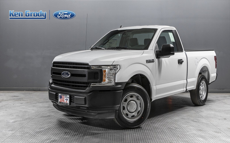 New 2020 Ford F-150 Xl Rwd Regular Cab Pickup
