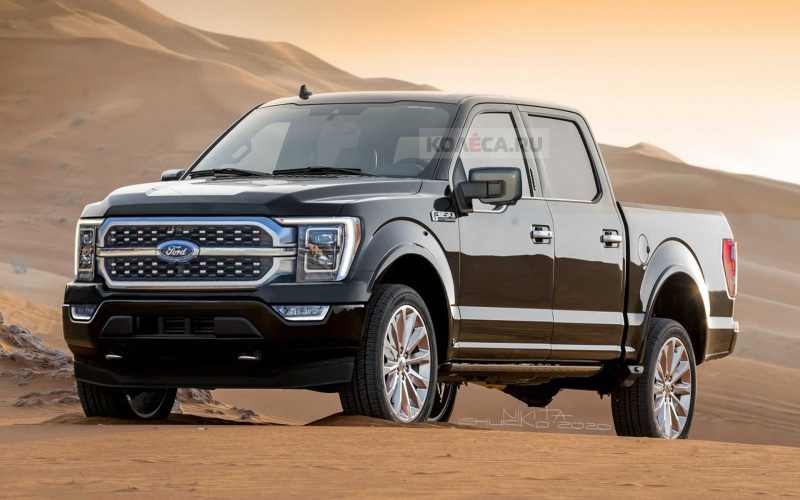 2021 ford f150 lariat concept release date colors
