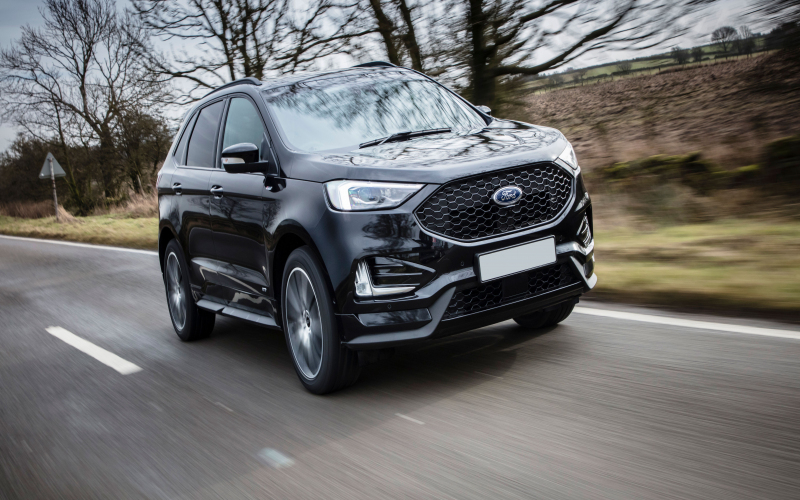 New Ford Edge Review | Carwow