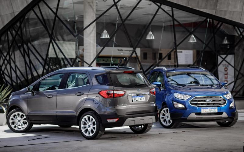 Nieuwe Ford Ecosport 2021 ← Prijzen, Versies, Specificaties